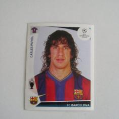 POZE/STICKERE PANINI - NR 348 - FC BARCELONA - UEFA CH LEAGUE - 2009-2010