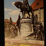 RPR - Cluj Napoca - statuia lui Matei Corvin