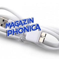 Cablu date USB 3.0 Samsung Galaxy Note 3 N9000 + folie ecran - Cablu de date