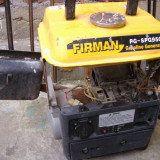 generator curent 650w/2 timpi FIRMAN