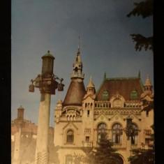 RPR - Oradea - Biblioteca municipala - Carte Postala Crisana dupa 1918