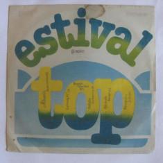 VINIL L.P.ESTIVAL TOP - Muzica Dance electrecord