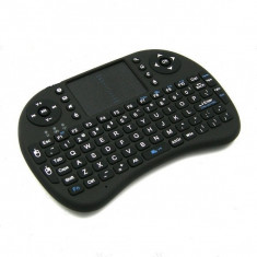Mini Tastatura Wireless Keyboard Mouse Combo