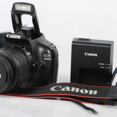 CANON 1100D de vanzare - Aparat Foto Canon EOS 1100D, Kit (cu obiectiv)