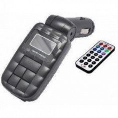 Modulator auto FM MP3 Player USB MMC TF SD - Modulator FM auto