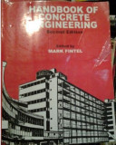 MANUALUL INGINERULUI CONSTRUCTOR BETONIST ( lb engleza) HANDBOOK OF CONCRETE ENGINEERING  Editia II editata de MARK FINTEL