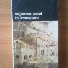 N1 Alexandru Marcu - Valoarea artei in renastere
