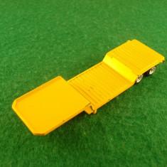 Siku 1610 TRAILER Made in Germany - Macheta auto Siku, 1:87