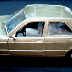MERCEDES 190 by BBURAGO, MADE IN ITALY, anii 80-90, VINTAGE ++2501 LICITATII !! - Macheta auto Bburago, 1:25