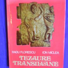 RADU FLORESCU - TEZAURE TRANSILVANE {1979}