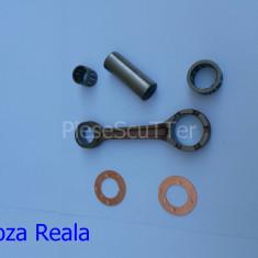 Biela Ambielaj Scuter Peugeot / Speedfight / Pejo Buxi / Elystar / SV-Geo / Speedake / Splinter / Squab / TKR / Trekker / Vivacity / Zenith