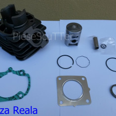 Kit Cilindru - Set motor + Piston + Segmenti Scuter Honda Bali 49cc - 50cc AER