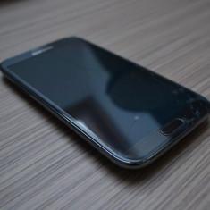 Vand/Schimb Samsung Galaxy Note 2 32GB 4GLTE +husa cu acumulator - Telefon mobil Samsung Galaxy Note 2, Gri, Neblocat