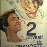 Corneliu Omescu -2 povesti de dragoste - Roman