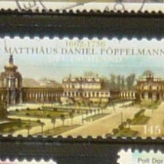Lot / set timbre stampilate / uzate - ARTA - TURISM - 2012-2013 - GERMANIA - 2+1 gratis pt. produse la pret fix - CHA1490 - Timbre straine, Europa