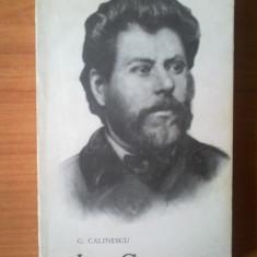 n1 George Calinescu - Ion Creanga