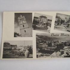 RC - BAIA MARE 24 - Carte Postala Maramures dupa 1918, Necirculata, Fotografie