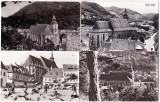 Brasov  Orasul Stalin  RPR  lot 4 vederi cu Biserica Neagra
