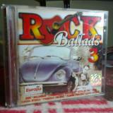ROCK  Ballads vol. 3, CD