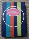 Produse Fitofarmaceutice Velicica Davidescu editura ceres 1970 RSR carte stiinta