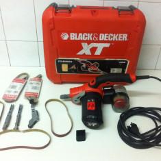 Slefuitoare cu banda ingusta,, BLAK DECKER XTA900E - Slefuitor