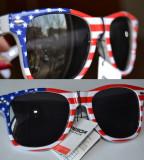 Ochelari de soare wayfarer british +saculet, Unisex