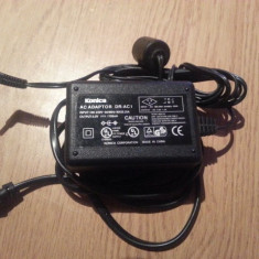 Incarcator camera Konica model DR-AC1 5v 1700mA - Incarcator Camera Video