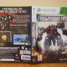 Front Mission Evolved (Xbox 360) (ALVio) + sute de alte jocuri ( VAND / SCHIMB ) - Jocuri Xbox 360, Actiune, 16+