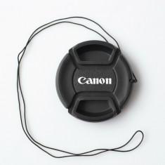 Capac obiectiv 52mm pentru Canon - Capac Obiectiv Foto