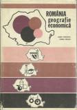 MANUAL EPOCA DE AUR GEOGRAFIE ECONOMICA DE IOAN POPOVICI,MARIA MIHAIL 1980