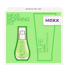 Mexx Pure Woman Set 15+50 pentru femei - Set parfum