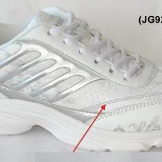 Pantofi dama sport-WINK-JS 768-1 - Adidasi dama Wink, Culoare: Alb, Marime: 36, 38, 39, 41