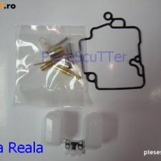 Kit reparatie ( jegler / jigler ) carburator scuter ( 4 T Timpi / 4T / 4Timpi ) ( 49cc - 50cc ) - Carburator complet Moto