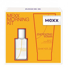 Mexx Energizing Woman Set 15+50 pentru femei - Set parfum