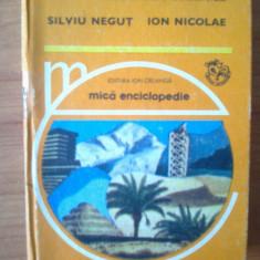 H2 Superlative geografice - Silviu Negut, Ion Nicolae - Carte Geografie