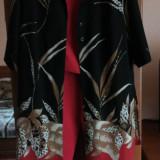 COMPLEU DAMA 3 PIESE MODEL DEOSEBIT - Costum dama, Marime: 42, Culoare: Rosu, Rosu