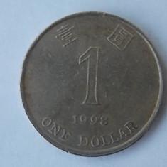 ONE DOLLAR HONG KONG 1998