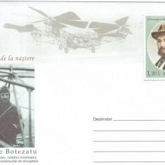 Gheorghe Botezatu - pioner in domeniul constructiei de elicoptere, Aviatie