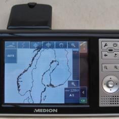GPS Navigatie MEDION MDPNA240T _ MD 95486, 5, Fara harta