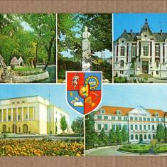 BOTOSANI 1978 - Carte Postala Moldova dupa 1918, Circulata
