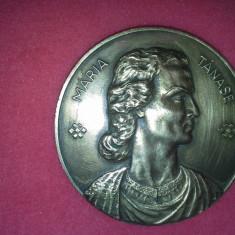 MARIA TANASE BRONZ SUPERBA MARE - Medalii Romania
