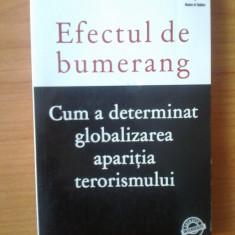 N5 Ali Laidi - Efectul de bumerang (Cum a determinat globalizarea aparitia ..., Alta editura