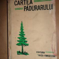 Cartea padurarului mica enciclopedie silvica elementara /an 1938/cu 141 figuri)