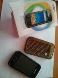 Samsung Galaxy Gio in stare perfecta, Negru, Neblocat, 3.2''