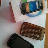 Samsung Galaxy Gio in stare perfecta - Telefon mobil Samsung Galaxy Gio, Negru, Neblocat