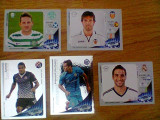 Panini - Lot 5 stikere (Champions League 2012-2013)