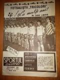 Revista sportul ilustrat decembrie 1989 (nr 1 al revistei de la revolutie)