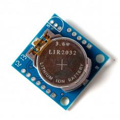 Modul RTC DS1307 + EEPROM 24C32 32K Arduino / PIC / AVR / ARM / STM32