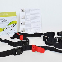 Multi Gym Trainer (TRX) - Spartan - Catarame Metalice - Foarte Robust - Nou