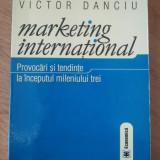 """Marketing International"" - Victor Danciu - Carte Marketing"
